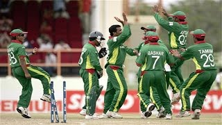 Bangladesh beats South Africa in World Cup 2007