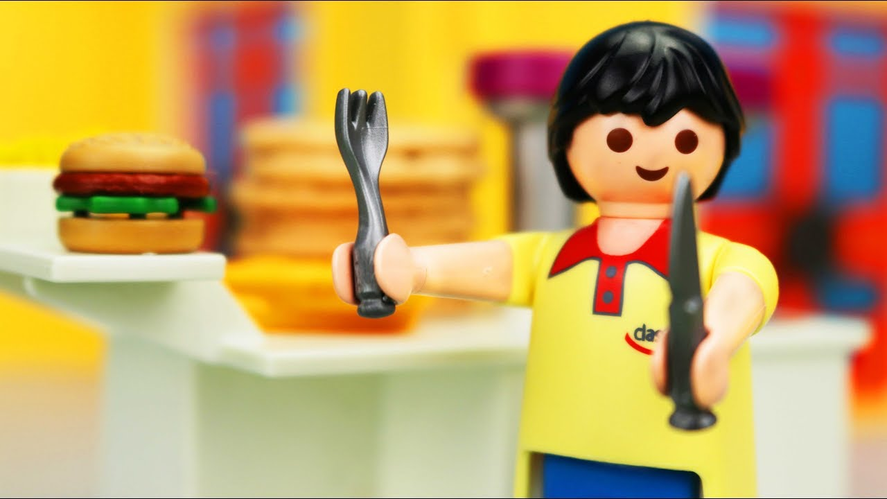Playmobil Unboxing Luxus Küche mit Peter Knusprig