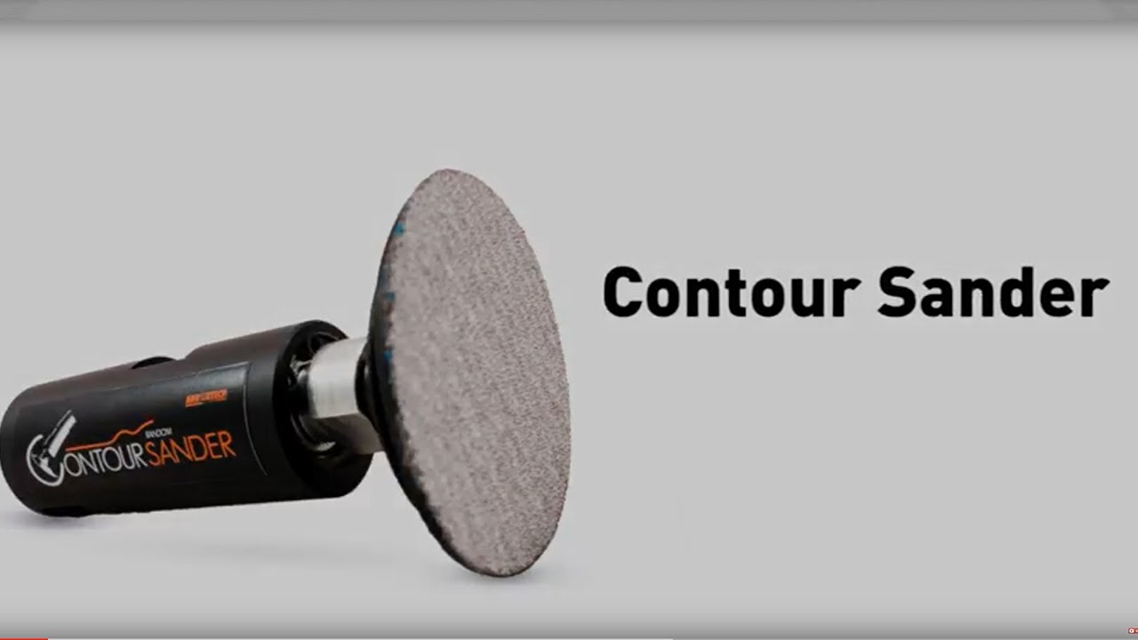 150e168db43aa Kontúrovacia brúska Arbortech Contour Sander - Frézovací systém ARBORTECH -  Maviz