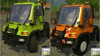 LS 15 Modvorstellung - Unimog U400 WB v 1.0 Testfahrt