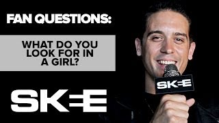 G-Eazy Reveals What He Looks For in a Girl