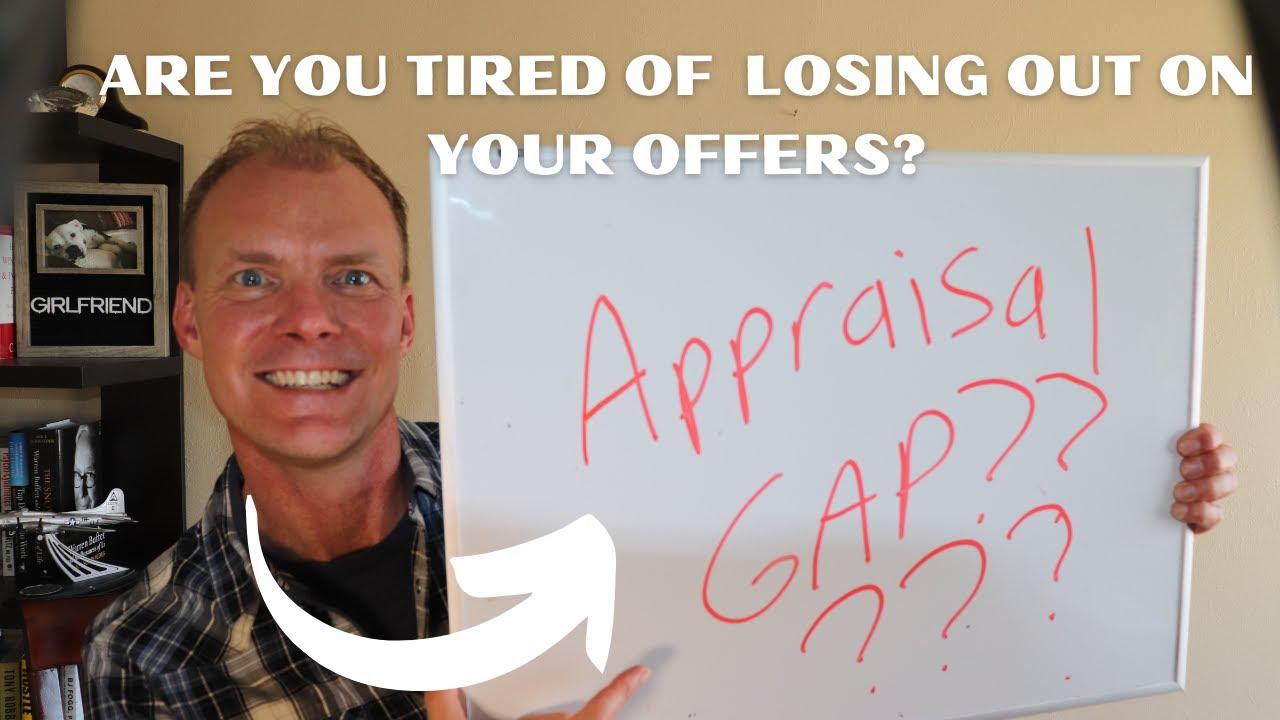 How do appraisal Gaps work|Appraisal Gap Example|