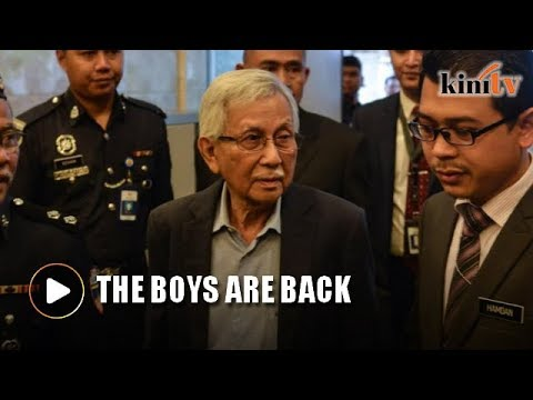 Daim, Mahathir testify before forex RCI