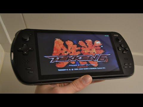 Ultimate Handheld Emulation JXD 7inch Handheld