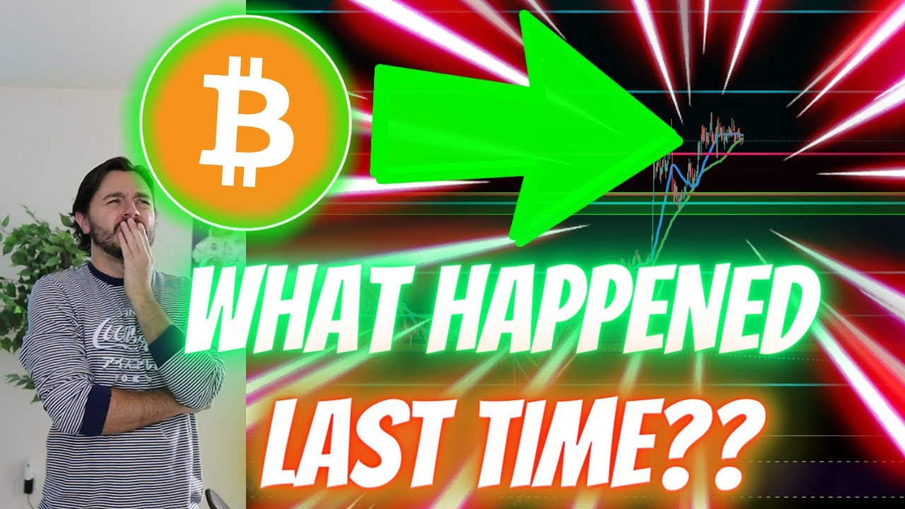 BITCOIN HASN'T DONE *THIS* IN NEARLY 8 MONTHS.. [what happened last time that IT DID??]