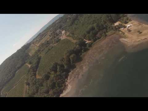 Ankaran iz Zraka - Ancarano vista Aerea - Ankaran from the Air