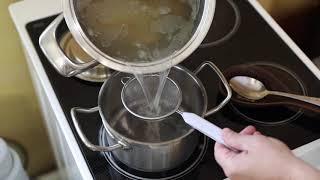 Супик с похмелья для алкашей, больных и детей.