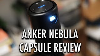 Anker Nebula Capsule Projector Review