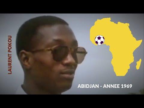 RETRO AFRICA :  Abidjan annee 1969, le football au M²