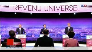 Primaire à gauche : qui a gagné le premier débat ?