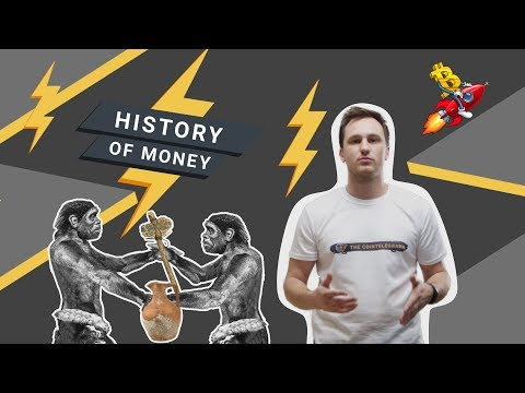 HISTORY OF MONEY | What is Bitcoin? Where did cryptocurrencies come from?