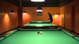 Пинг-понг в бильярде