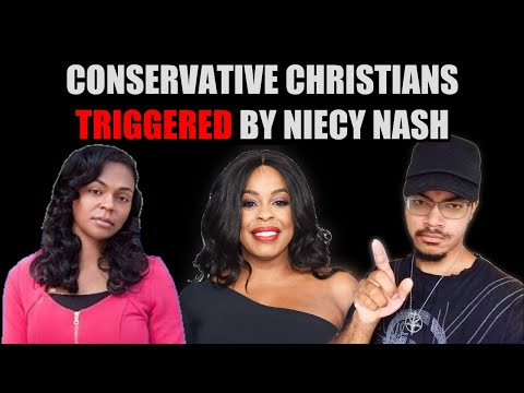 Conservative Christians TRIGGERED By Niecy Nash