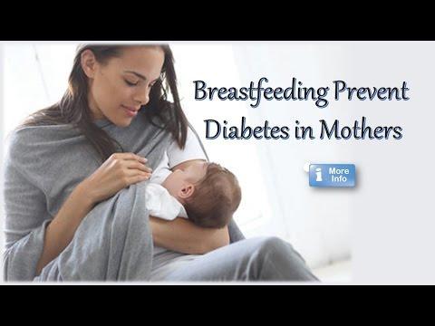 Breastfeeding Prevent Diabetes in Mothers