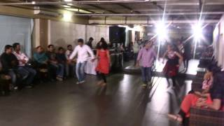 Base Information Management Pvt. Ltd. Party 2015 Dance Performance ( vesavchi paru nesli go )