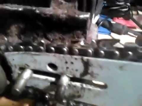Motosierra LINEA HD 52cc - Gasoline chain saw