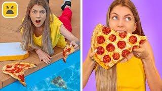BEST FOOD HACKS! Cool DIY Ideas for Food Tricks by Mr Degree