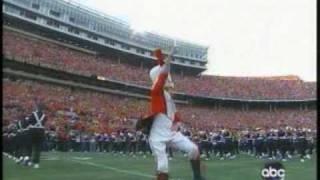 Script Ohio MICHIGAN VS OHIO STATE NOVEMBER 18 2006