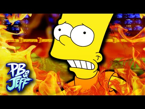 FINAL GRADE! - The Simpsons Bart's Nightmare (FINALE! - Part 3!)