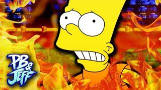 FINAL GRADE! - The Simpsons Bart's Nightmare (FINALE! - Part 3!)