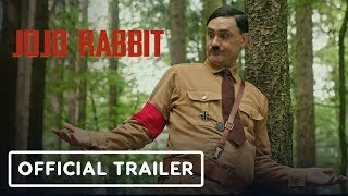 Jojo Rabbit - Official Trailer (2019) Taika Waititi, Scarlett Johansson