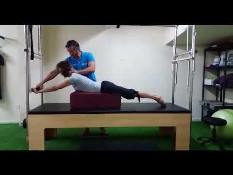 Técnicas para ganar extensibilidad global. Método Pilates en Fisioterapia I edición