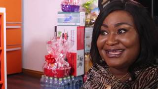 Behind The Scenes with Akyere Bruwaa | McBrown's Kitchen