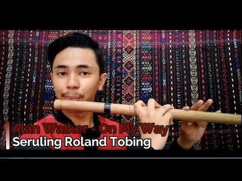 Alan Walker - On My Way | Seruling Batak Cover | Roland Tobing