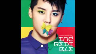 [MP3/DL] XIA(시아준수) - Incredible (Feat. Quincy)
