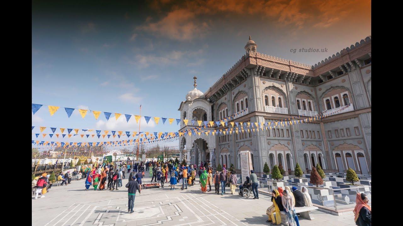 Vaisakhi Nagar Kirtan 2018 ( Part 1)— Guru Nanak Darbar