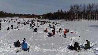Все на зимнюю рыбалку! 12+