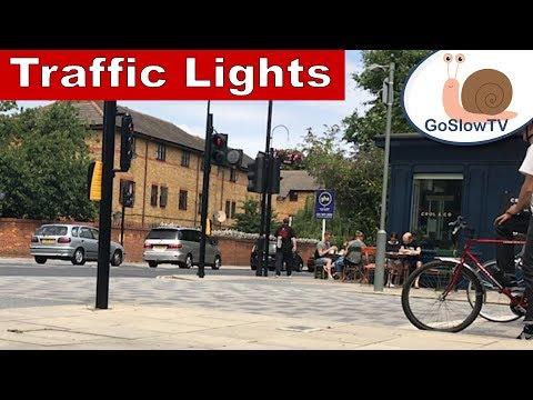 Traffic Lights   South London UK   Episode 1   By GoSlowTV