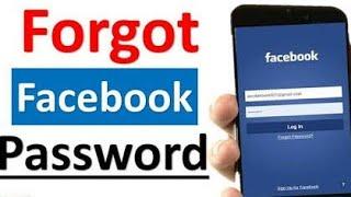How to Reset Facebook password ? Facebook Password Bhul Gaye Hai To Ye Do Tarike Apnaye .umar techni