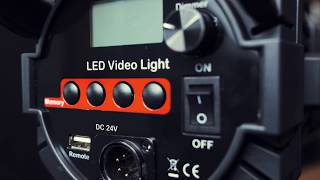 Pixapro LED 100 MKIII vs Aputure 120D