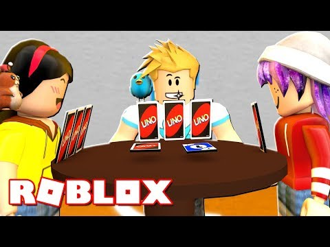 ROBLOX UNO w/ Chad, Audrey and Lastic! | MicroGuardian