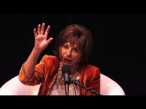 Talking Volumes: Isabel Allende on her native Chile