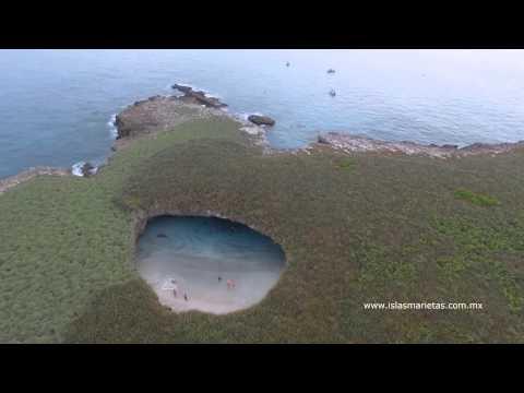Islas Marietas - Marietas Islands  4K