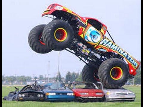 Monster Car Show YouTube - Monster car show