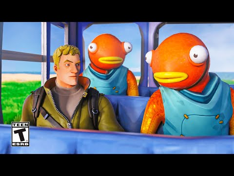 All Fortnite Cinematic Trailers! (Seasons 1-15) Fortnite Secret Shorts