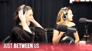 Kaitlin Vilasuso Quizzes Bailee Madison! | Just Between Us