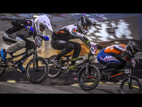 2020 BMX INDOOR RACE CAEN, FRANCE