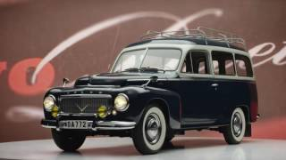 видео История марки Volvo