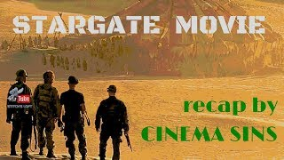 1994 Stargate Movie recap by Cinema Sins (Prolouge by Stitch)