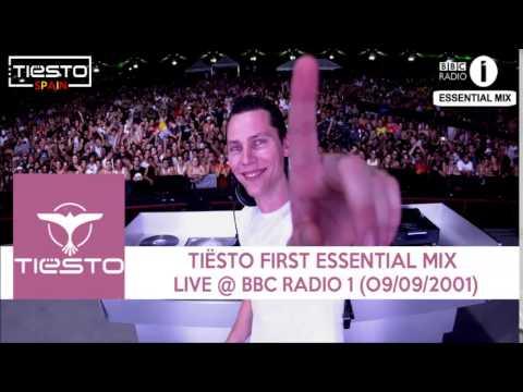 Tiësto - First Essential Mix Live @ BBC Radio 1 (2001 ...