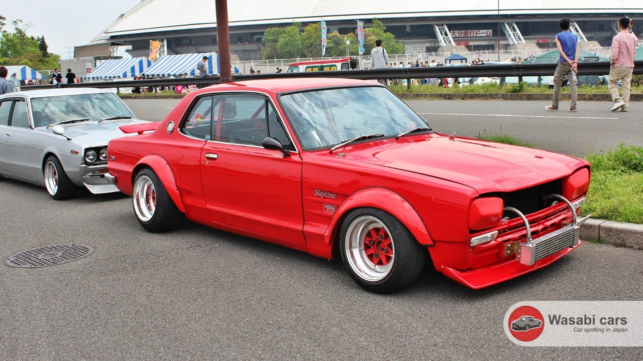 Free Used Car >> Little Red Riding Hakosuka - A Mild-Zokusha KGC10 Nissan ...