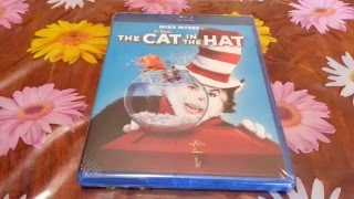 Mike Myers In The Cat In The Hat Blu-ray New And Factory Sealed Unboxing