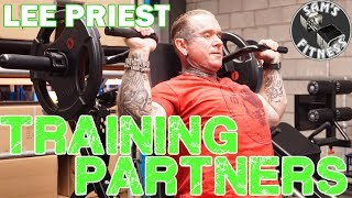 LEE PRIEST and TRAINING PARTNERS For Motivation