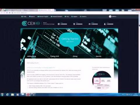 GHash io и CEX io инструкция по регистрации и майнингу на Мультипуле для профессионалов