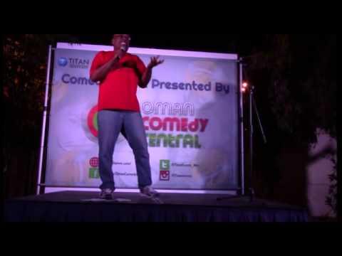Oman Comedy Central - Joseph Sims