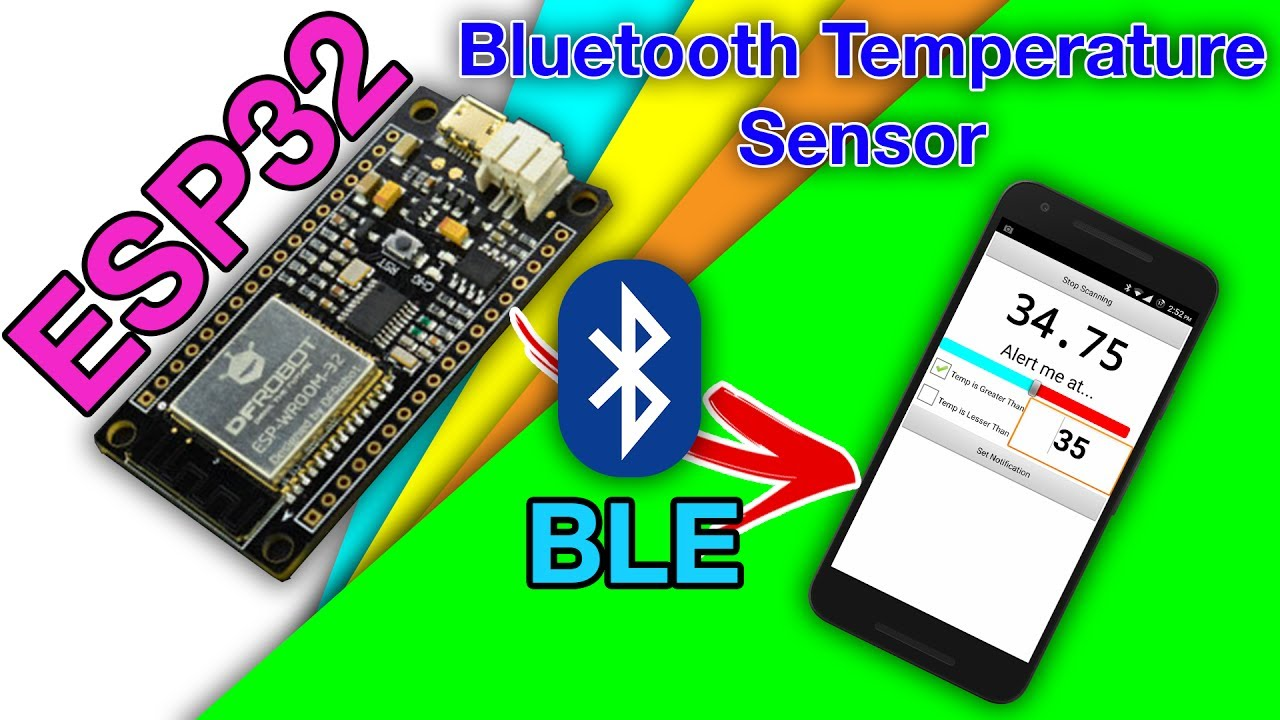 How to Use Bluetooth(BLE) With ESP32: 3 Steps